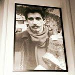 (Arnold Fix ritratto da Wanda Tucci Caselli - 1997 Navigli - Milano)