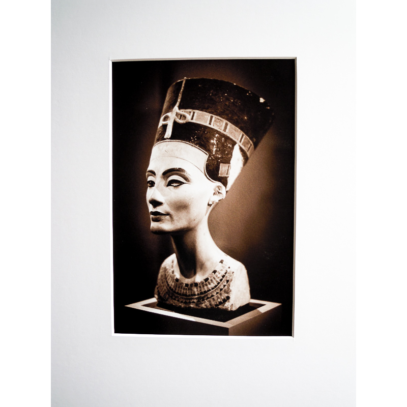 Nefertiti Bust Portrait (2008)