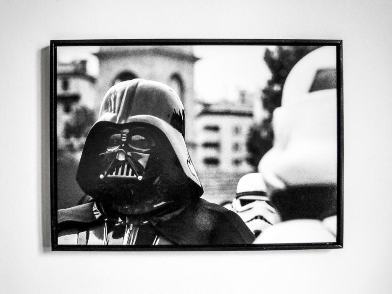 Darth Vader Arrival 'Star Wars Day' #3