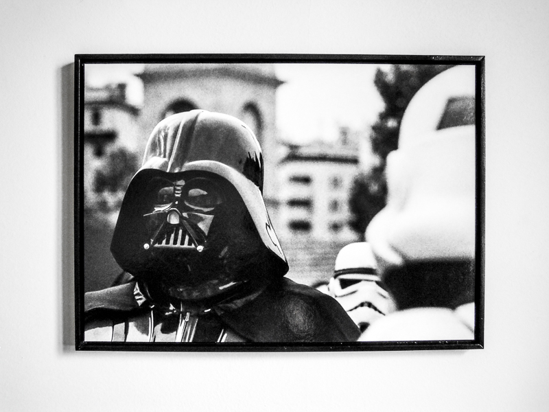 Darth Vader Arrival 'Star Wars Day' #1